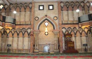 struktur organisasi masjid - ilustrasi