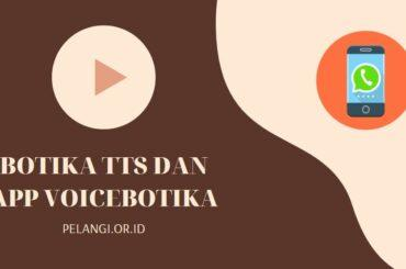 Aplikasi Botika Text To Speech
